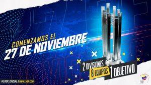 ¡Oficial! LVBP comienza el 27 de noviembre con un juego en Barquisimeto