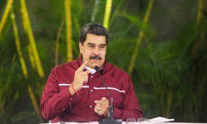 Maduro dice que trabajará «con paciencia» para establecer diálogo con Biden