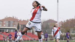 Fútbol: Venezolana Altuve es galardonada como «Mejor Jugadora Iberoamericana»