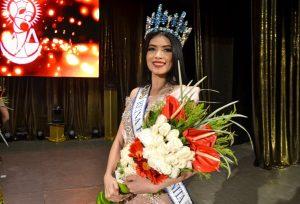Oriana Nava se coronó reina de la 54 Feria Internacional de la Chiquinquirá
