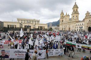 Exguerrilleros de FARC piden al Gobierno cumplir a cabalidad acuerdo de paz