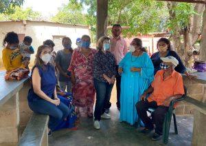 Juramentan equipo indígena en el Zulia para la consulta popular