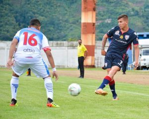 Ureña Sport Club venció 2-3 a Real Frontera y se clasificó a la Semifinal de la Copa Kick Soccer Coin 2020