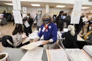 La participación en las elecciones de Estados Unidos la más alta en un siglo