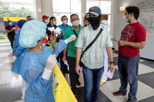 Venezuela añade 355 nuevos casos de la COVID-19