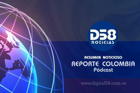 Reporte Colombia 12.10.21 (Pódcast)