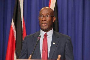El primer ministro de Trinidad y Tobago se reunirá con el embajador de Venezuela