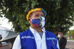 Un exalcalde venezolano muere en el exilio en Brasil víctima de la COVID-19