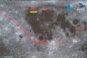 Sonda china Chang'e-5 completa la primera corrección orbital en ruta hacia la Tierra