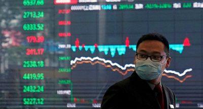 Bolsas de valores chinas cierran con resultados mixtos