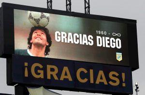 Maradona, Kobe Bryant y Paolo Rossi pérdidas galácticas en el año del coronavirus