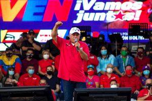 Diosdado Cabello y Jorge Rodríguez, los nombres perpetuos del chavismo