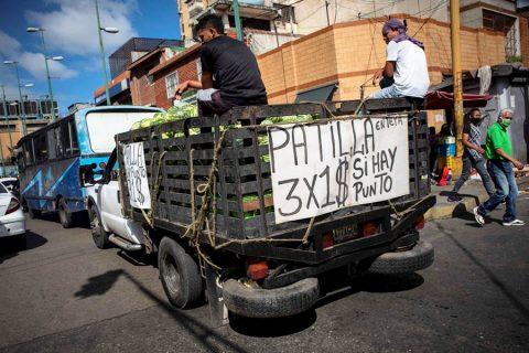 Venezuela reprueba nuevamente la asignatura de economía en 2020