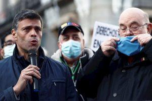 Cancelado un acto universitario con Leopoldo López por tensión electoral