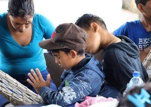 CIDH otorgó medidas cautelares a seis niños venezolanos en Trinidad y Tobago