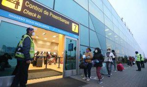 Perú descarta impacto de vuelos internacionales en aumento de casos COVID-19
