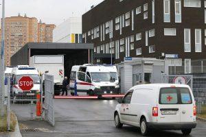 Rusia confirma récord diario de 28.145 casos nuevos de la COVID-19