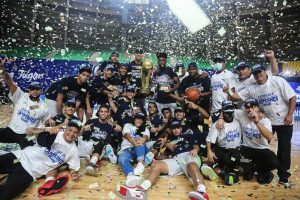 Spartans Distrito Capital es el campeón de Superliga