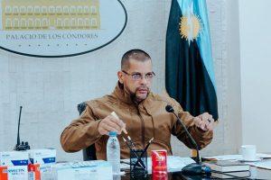 Gobernador Omar Prieto ofrecerá recompensas por información para capturar a extorsionadores