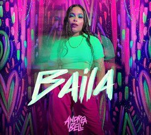 Andrea Bell se estrena en el mundo musical con «Baila»