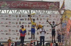 El criollo Roniel Campos, bicampeón de la Vuelta al Táchira
