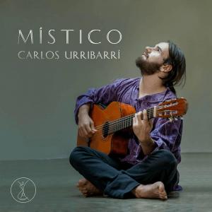 Carlos Urribarrí lanza «Místico», su primer disco
