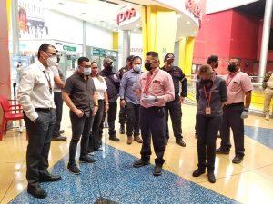 Cines Unidos abre en Venezuela con estricto protocolo