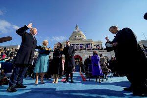 Biden se convierte en el 46 presidente de EE.UU. con un mensaje de unidad