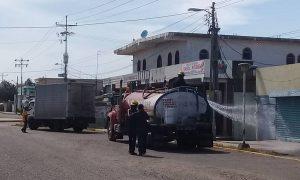Continúa jornada de desinfección en La Cañada de Urdaneta