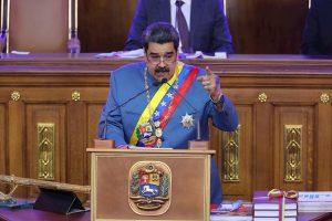 Maduro se congratula por su manejo de la pandemia en Venezuela