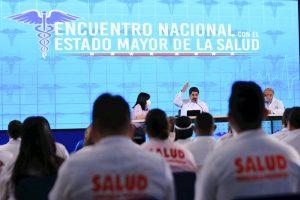 Maduro dice ahora que Carvativir es «complementario» en lucha contra la COVID-19