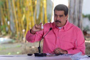 Venezuela publicará estudios a fármaco recomendado por Maduro contra la COVID-19