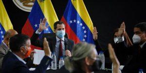 Guaidó: «La dictadura libra una guerra no declarada contra los venezolanos»