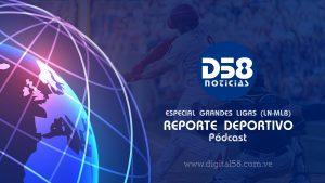 Reporte Deportivo —Especial Grandes Ligas— 25.02.21 (Pódcast)
