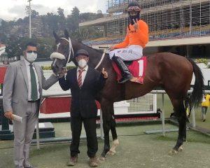 Resultados en el Hipódromo La Rinconada este 14 de febrero