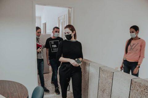 #Zulia: Jesica Lucena inspeccionó trabajos de adecuación de la Casa Abrigo «Negra Matea»