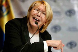 Luisa Ortega Díaz considera un error haber «desprestigiado» la participación electoral en Venezuela