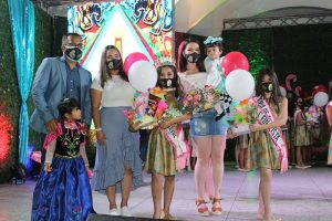 Candidata de la parroquia Bolívar ganó el reinado infantil del Carnaval Maracaibo 2021