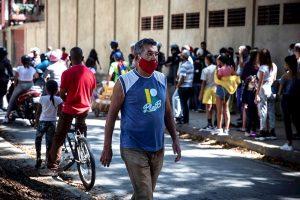 Venezuela registra 350 nuevos casos de la COVID-19 y llega a 133.927 contagios