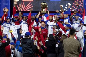 #SDC2021: Dominicana vence a Puerto Rico y gana la Serie del Caribe