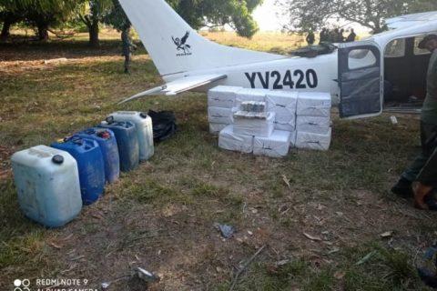 Incautan más de 537 kilogramos de cocaína en Venezuela