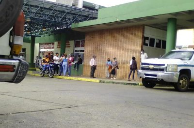 Al menos 16 heridos tras explosión de granada en calabozo de Polimonagas