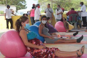 Programa «Mamá y Bebé Sano» de la Alcaldía se enlazó a la Red Barrio Adentro I de Maracaibo