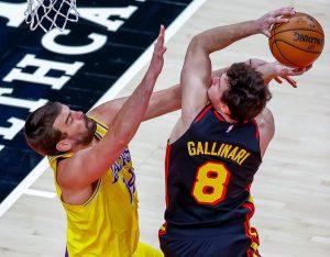 Clippers desbancan a Jazz en el Oeste; Sixers se consolidan en el Este