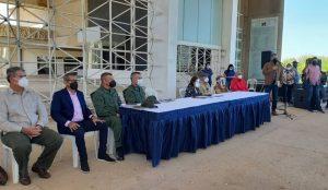 Gobernador Omar Prieto instaló la Comisión de Apoyo Institucional para la Universidad del Zulia