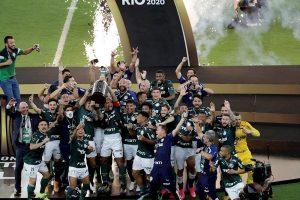 #Libertadores: Palmeiras vence con gol en último minuto y conquista su segundo título