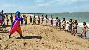 Gobierno del Zulia supervisó Plan de Seguridad Carnavales Bioseguros en San Carlos y Caimare Chico en la subregión Guajira