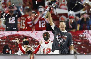 Buccaneers se proclaman campeones del #SuperBowl LV con Tom Brady de leyenda