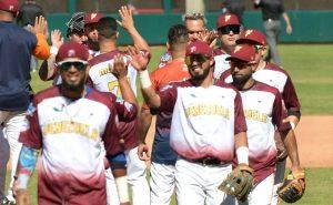#SDC2021: En duelo de lanzadores Venezuela elimina a Colombia por la mínima