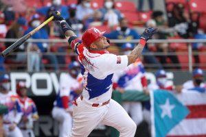 #SDC2021: Puerto Rico blanquea a Venezuela y logra su primer triunfo en Mazatlán